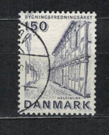 1975   Anne Queenstraede (street), Helsingore - YT 600 - Unificato 600 - MI 594 - Usado