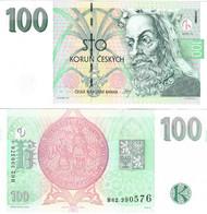 Czech Republic 100 Korun 1997 UNC - Czech Republic