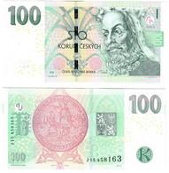Czech Republic 100 Korun 2018 UNC - Czech Republic