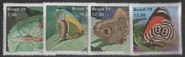 Brazil - #1620-23(4) - MNH - Neufs