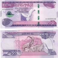 Ethiopia 200 Birr 2020 UNC - Ethiopia