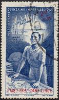 Détail De La Série Protection De L'enfance Indigène & Quinzaine Obl. Inde N° PA. 9 - 1942 Protection De L'Enfance Indigène & Quinzaine Impériale (PEIQI)