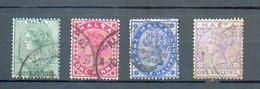 D 51 - MALTE - YT 5-6-8-10 ° Obli - Malta (...-1964)