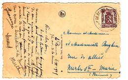 44207 - DE  PANNEN - Cartas