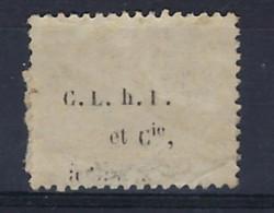 France Inscription Lafontaine Au Verso Sur Ceres Nr. 38 , Condition Voir 2 Scans !  LOT 373 - 1870 Besetzung Von Paris