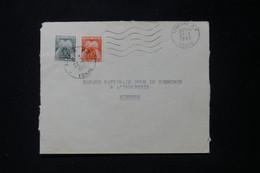 FRANCE - Taxes De Auxerre Sur Enveloppe De Auxerre En 1965 - L 90494 - Lettres Taxées