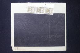 FRANCE - Taxes De Douanes De Paris Sur Reçu De Douanes En 1964 - L 90498 - Lettres Taxées
