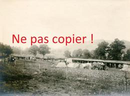 PHOTO ALLEMANDE FAR 112 - LE MORIMONT LAGER A DAMVILLERS PRES DE WAVRILLE MEUSE - GUERRE 1914 1918 - 1914-18