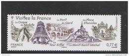 FRANCE 2012 EUROPA VISITEZ LA FRANCE   YT 4661 NEUF** - - Neufs