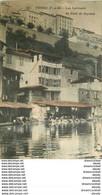 WW 2 Cpa 63 THIERS. Les Laveuses Du Pont De Seychal Et Rue Des Murailles - Thiers