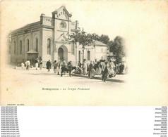 WW ALGERIE. Edition Geiser à  Alger. Mostaganem Le Temple Protestant Vers 1900 - Mostaganem