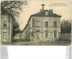 86 SAINT-HILAIRE. Bureaux, Réfectoire Et Dortoir De L'Ecole De Réforme 1915 - Otros Municipios