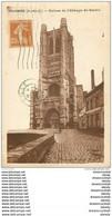 62 SAINT-OMER. Ruines Abbaye Saint-Bertin 1928 - Saint Omer