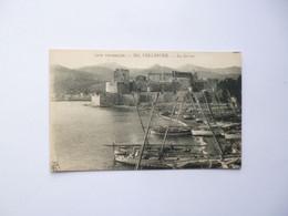 COLLIOURE  -  66  -   La Grève     -  Pyrénées Orientales - Collioure