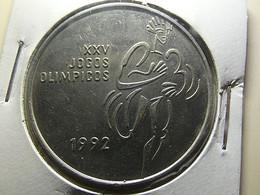Portugal 200 Escudos 1992 XXV Jogos Olímpicos - Portugal