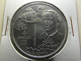 Portugal 200 Escudos 1992 América - Portugal