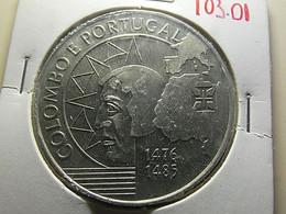 Portugal 200 Escudos 1991 Colombo E Portugal - Portugal