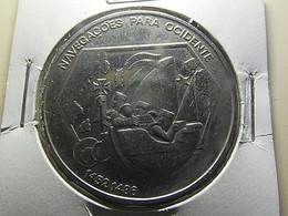 Portugal 200 Escudos 1991 Navegações Para Ocidente - Portugal