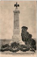 61iks 23 CPA - SAINT VALERY EN CAUX - MONUMENT AUX MORTS - Saint Valery En Caux