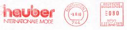 Freistempel Kleiner Ausschnitt 536 Mode - Marcofilia - EMA ( Maquina De Huellas A Franquear)