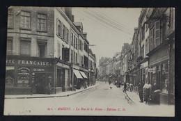 Amiens -La  Rue De La Hotoie - Amiens