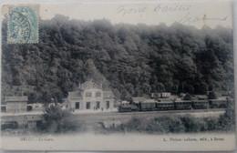 54 / Briey  (Meurthe Et Moselle) La Gare - Briey