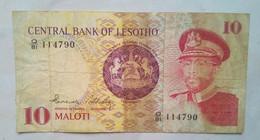 Lesotho 10 Maloti - Lesotho