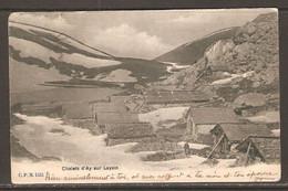 Carte P De 1908 ( Chalets D'Ay Sur Leysin ) - VD Waadt