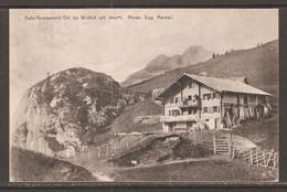 Carte P De 1914 ( Café-Restaurant / Col Du Moëllé ) - VD Waadt