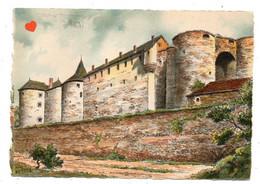05354-LE-08-SEDAN-Le Château-Fort---------------édition Barré Et Dayez - Sedan
