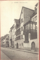 X68113 COLMAR Maison SAINT-JEAN St 1930s CIGOGNE 73 Haut-Rhin Alsace - Colmar