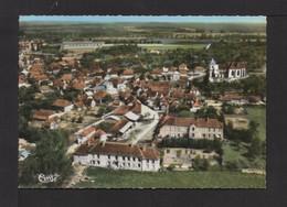 CPSM Gf . 10 . MONTIÉRAMEY . Vue Générale Aérienne . - Otros Municipios