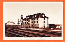 X68278 ENSISHEIM (68) DORTOIR Des Ouvriers Célibataires Mine II Mines De KALI SAINTE-THERESE Ste 1930s S.C.P.A A-B 7 - Autres Communes