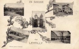 Lentilly - Un Bonjour - Sin Clasificación