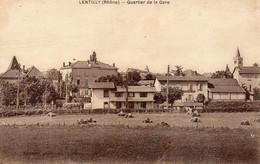 Lentilly - Quartier De La Gare - Sin Clasificación