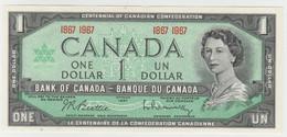 Canada 1 Dollar 1967 P-84a UNC - Kanada