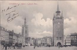 KORTRIJK / GROTE MARKT  1906 - Kortrijk