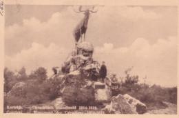 KORTRIJK /  CANADA MONUMENT 14-18 - Kortrijk