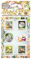 Austria - 2021 - Happy Easter - Mint Self-adhesive Stamp Sheetlet - 2011-... Nuevos & Fijasellos