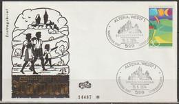 BRD FDC 1974 Nr.808 Wandern (d 4283 )Günstige Versandkosten - FDC: Enveloppes