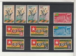 TOGO - Lot Neufs - Togo (1960-...)