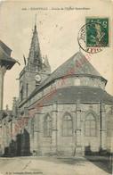 50.  GRANVILLE . Abside De L'Eglise Notre-Dame . - Granville