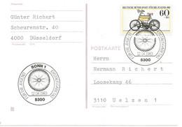 FDC-PK Von Uelzen Vom 12.4.83 Mi.1169 - FDC: Enveloppes