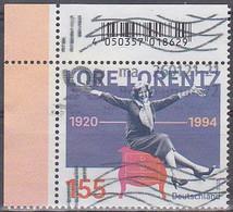 Deutschland 2020. Lore Lorentz, Mi 3565 Gebraucht - Usados