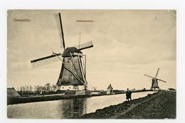 D814 - Rotterdam Overschie Watermolens - Molen - Moulin - Mill - Mühle - - Rotterdam