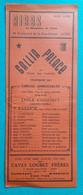 Programme Cinéma Gallia Palace Agen - Années 1940 - Stanley Et Livingstone - Spencer Tracy - Nombreuses Publicités - Programma's