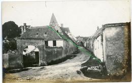 14-18.WWI Allemande Carte Photo. RID Nr.13.Regio Aisne Meuse ? Cerney.Chamouille.Chivy.(2-18) - 1914-18