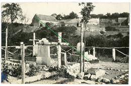 14-18.WWI Allemande Carte Photo. RID Nr.13.Regio Aisne Meuse ? Cerney.Chamouille.Chivy.Cimentiere(3-18) - Guerra 1914-18