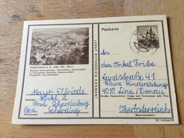 GÖ1943 Österreich Ganzsache Stationery Entier Postal P 403 93/40 Waidhofen Tennis - Enteros Postales