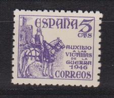 Año 1949 Edifil 1062 Pro Victimas De La Guerra - 1931-50 Neufs